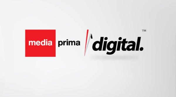 Media Prima Digital  – Logo Design