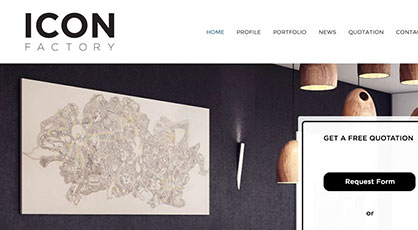 IconFactory.com.my –  The Iconic Livin Concept