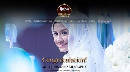 Bizmilla Catering By Milla Jirin AF
