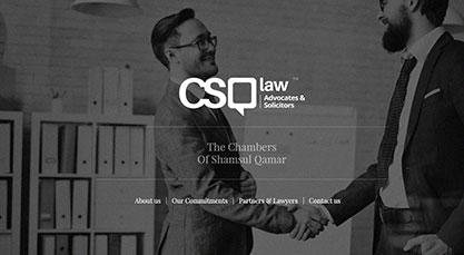 CSQ Law – The Chambers Of Shamsul Qamar.