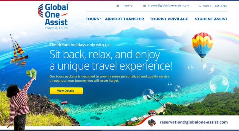 Global One Assist Travel & Tours
