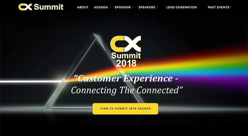 CX Summit 2018
