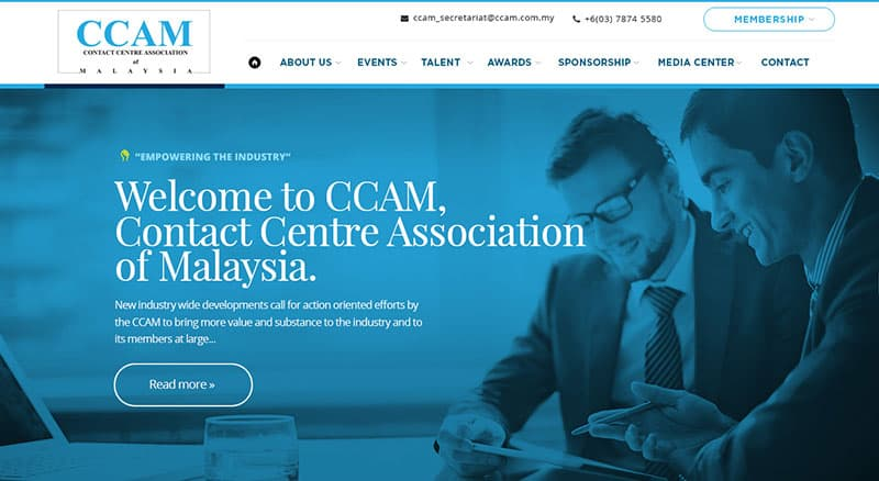 Contact Centre Association Of Malaysia (CCAM)