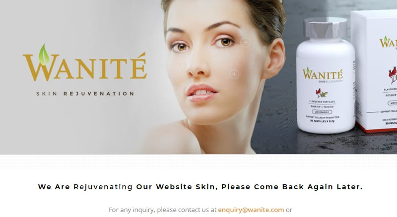 Wanite.com – Skin Rejuvenation