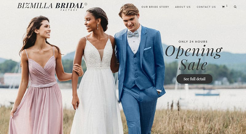 Bizmilla Bridal Factory