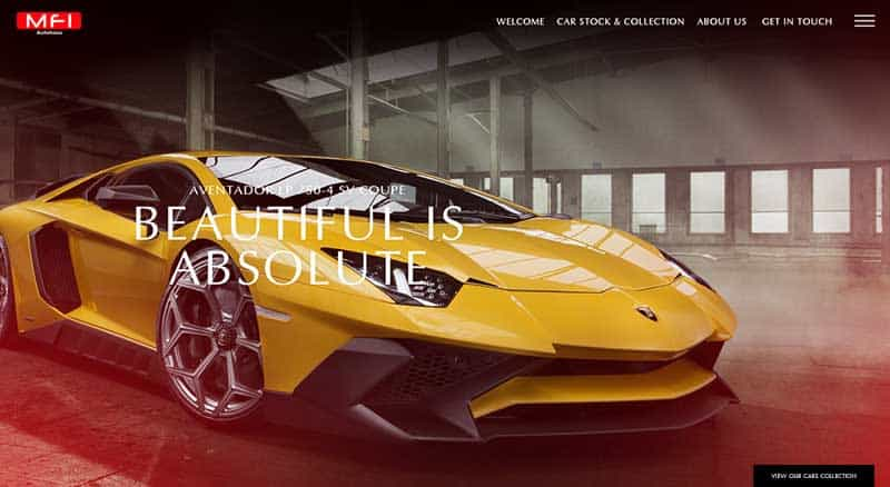 MFI AUTOHAUS - Malaysia's Top Luxury Car Dealers