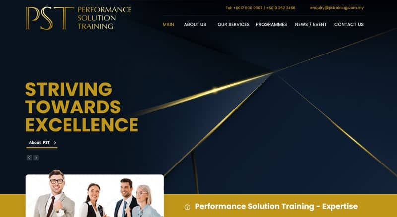 Performance Solutions Training