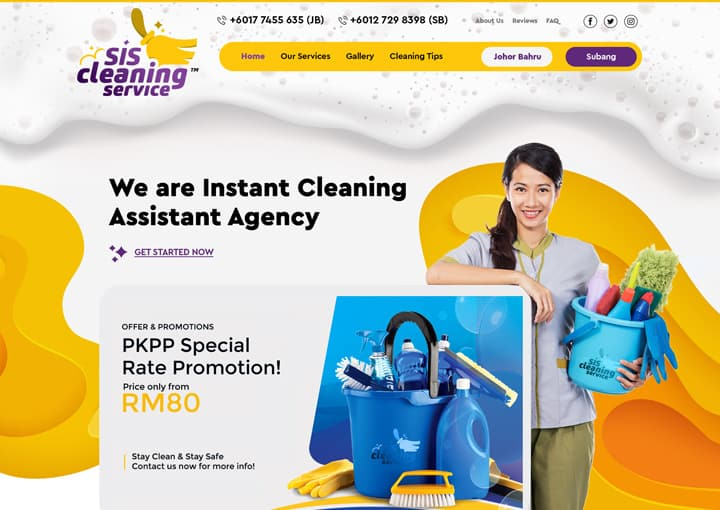 SIS Cleaning Service