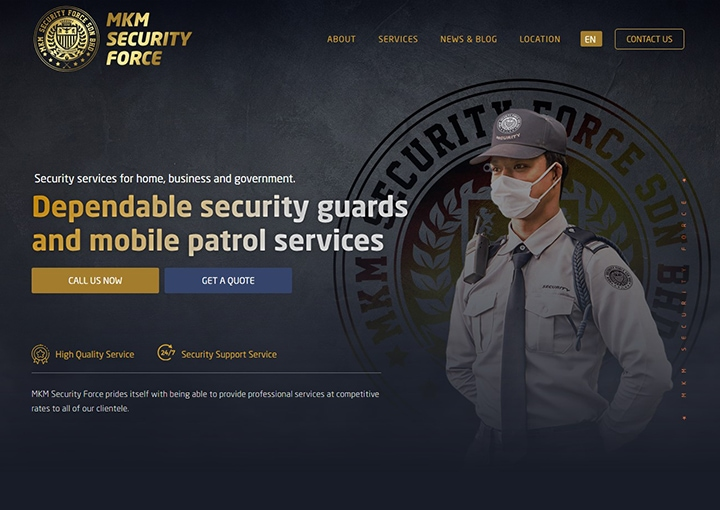 MKM Security Force Sdn Bhd